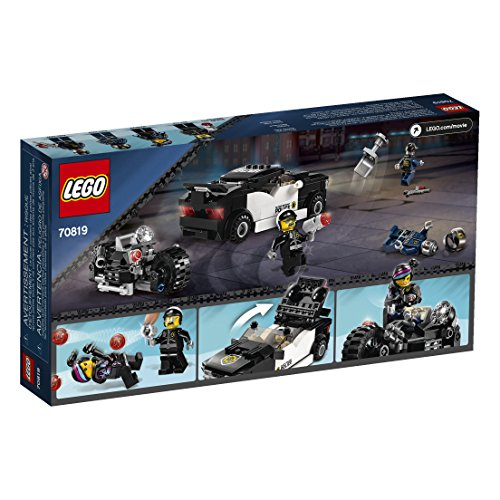 6061126 Discontinued by manufacturer LEGO Movie 70808 Super Cycle Chase